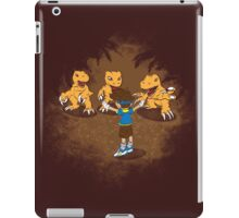 Agumon Trainer iPad Case/Skin