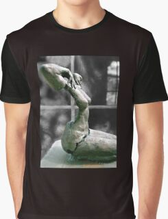 Incomplete Woman Graphic T-Shirt