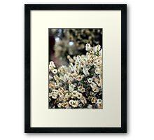- depth perception -  Framed Print