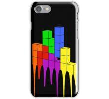 Tetris Melt iPhone Case/Skin