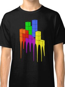 Tetris Melt Classic T-Shirt