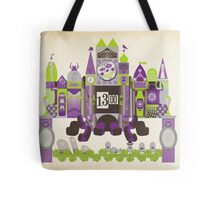 Is This Small World Actually Stretching? Tote Bag