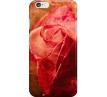 Romancing the rose iPhone Case/Skin