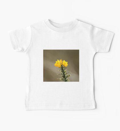Yellow Gorse Flowers Baby Tee