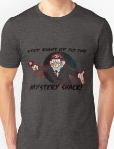 Step right up to the mystery shack T-Shirt