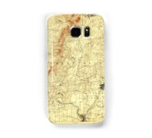 New York NY Saratoga 148435 1902 62500 Samsung Galaxy Case/Skin