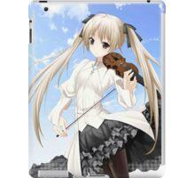 Haruka - connection of the sky iPad Case/Skin