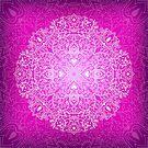 - Mandala pink - by Losenko  Mila