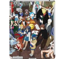 Epic Anime Crossover iPad Case/Skin