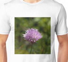 Chives Wild Flower Unisex T-Shirt