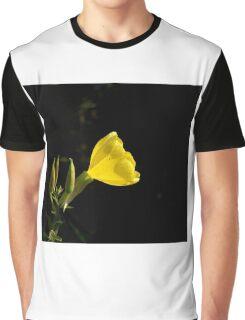 Common Evening Primrose Graphic T-Shirt