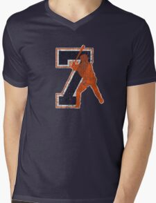 7 - Bidge (vintage) Mens V-Neck T-Shirt