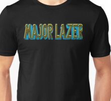 MAJOR LAZER BASIC FONT Unisex T-Shirt