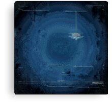 2x10px² Canvas Print