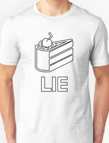 The Cake is a Lie - Portal T-Shirt