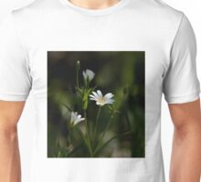 Greater Stitchwort Unisex T-Shirt