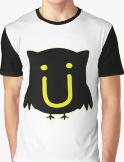 JACK U THE OWL Graphic T-Shirt