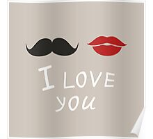 I love you4 Poster