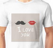 I love you4 Unisex T-Shirt