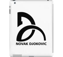 Novak Djokovic iPad Case/Skin