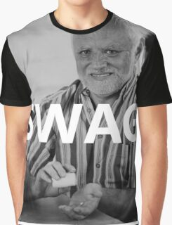 Hide the Pain Harold - SWAG Graphic T-Shirt