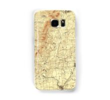 New York NY Saratoga 148434 1902 62500 Samsung Galaxy Case/Skin