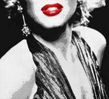 Marilyn Black&White Sticker