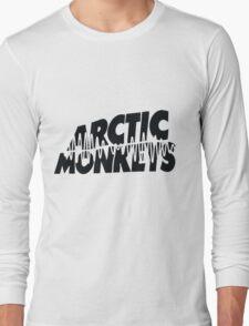 Arctic Monkeys- AM Long Sleeve T-Shirt