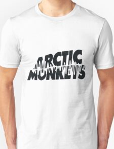 Arctic Monkeys- AM Unisex T-Shirt