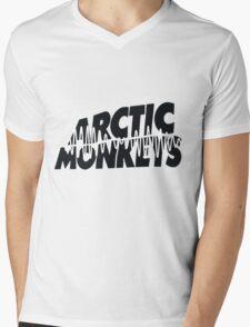 Arctic Monkeys- AM Mens V-Neck T-Shirt