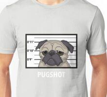 Police Pugshot Unisex T-Shirt