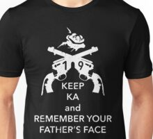 Keep KA - white edition Unisex T-Shirt