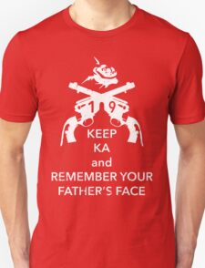 Keep KA - white edition Unisex T-Shirt