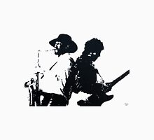 Bruce Springsteen and Clarence Clemmons Unisex T-Shirt