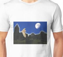 Barn Owl, Cromarty Unisex T-Shirt