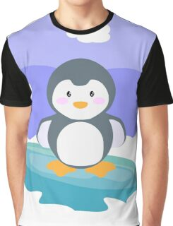 Freezing in the iceberg Graphic T-Shirt