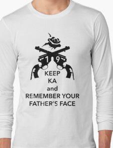Keep KA - black edition Long Sleeve T-Shirt