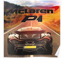 McLaren P1 Poster