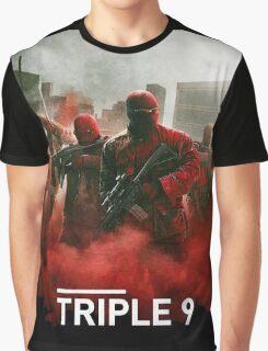 triple 9 movie Graphic T-Shirt