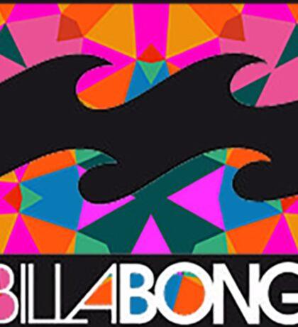 Billabong Colourful Sticker