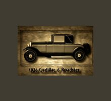 A digital painting of A Cadillac 6 Roadster Unisex T-Shirt