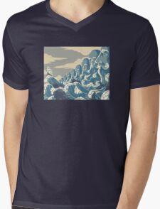 Storm Mens V-Neck T-Shirt