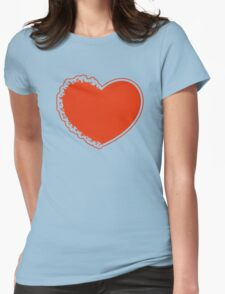 Red burning heart T-Shirt