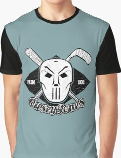 Casey Jones Graphic T-Shirt
