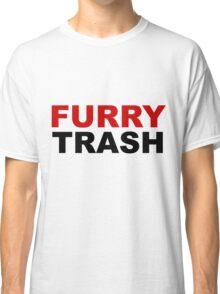 Furry TRASH Classic T-Shirt
