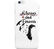 Klaus.The Originals. Always and Forever. iPhone Case/Skin
