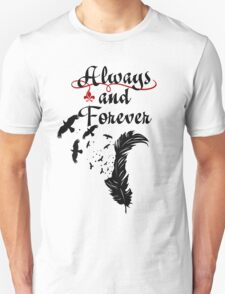 Klaus.The Originals. Always and Forever. T-Shirt