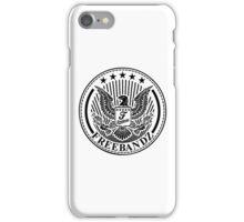 Freebandz - Future - Black iPhone Case/Skin
