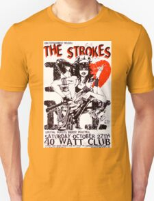 The Strokes concert post T-Shirt