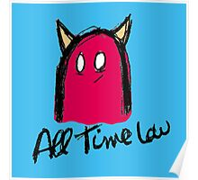All Time Low Monster Poster